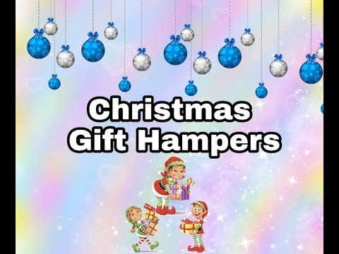Christmas Gift Hampers 2018