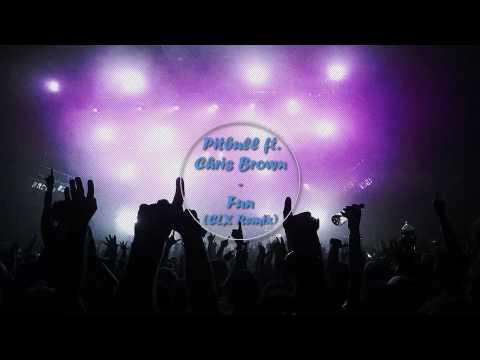 Pitbull -  Fun ft. Chris Brown [CLX Remix]