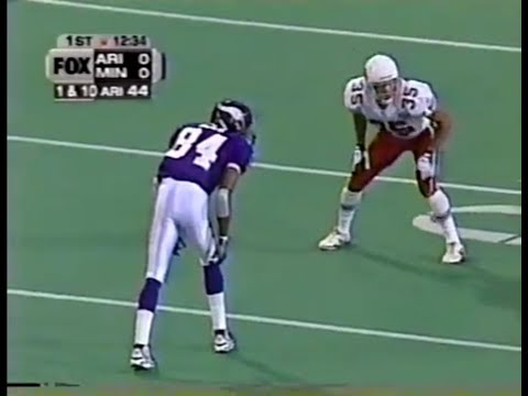 Randy Moss & Cris Carter vs Aeneas Williams (1998 NFC Divisional) | WR vs CB Highlights