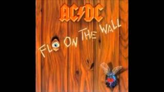 AC/DC 01 Fly on the Wall (lyrics)