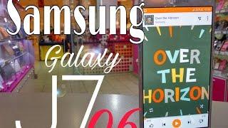 Samsung Galaxy J7 2016. Samsung J710 обзор и отзыв пользования(, 2016-07-08T20:26:46.000Z)