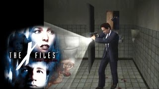 The X-Files: Resist or Serve ... (PS2)