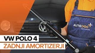 Kako zamenjatizadnji amortizerjina VW POLO 4 VODIČ | AUTODOC
