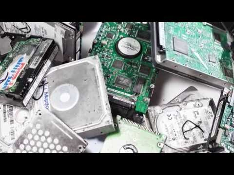 Data Destruction - Russell Richardson Secure Data Destruction