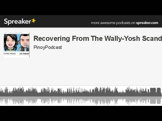 Recovering From The Wally-Yosh Scandal (made with Spreaker) Travel Video