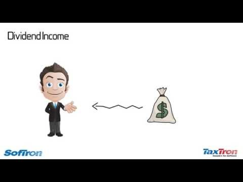 What is  Dividend Income?