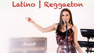 Colaj Latino-Reggaeton-Gipsy Trupa Cover Nicoleta Oancea & Band Formatie Nunta Bucur ...