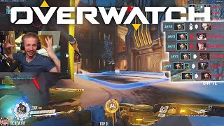 Overwatch MOST VIEWED Twitch Clips of The Week! #109