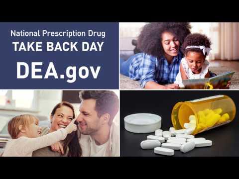 Drug Take Back Day 2017