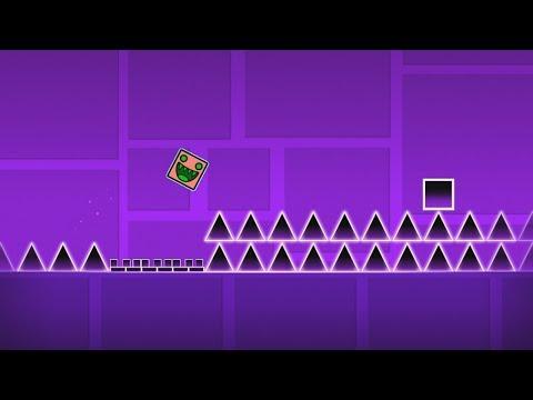Cursed Geometry Dash