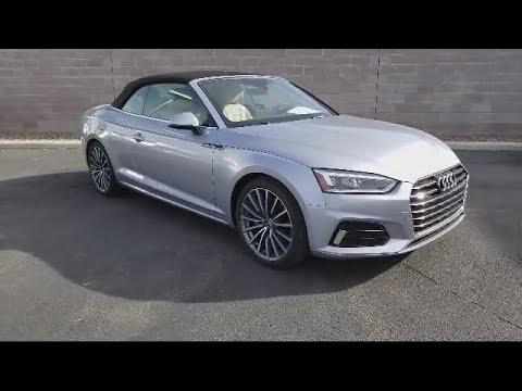 Audi A T Premium Convertible Albuquerque YouTube - Audi abq