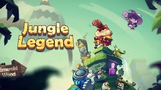 Jungle Legend - Android Gameplay HD