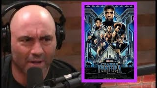 Joe Rogan on the Black Panther Controversy