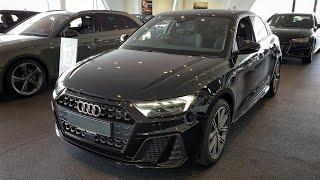 2019 Audi A1 Sportback S line 30 TFSI (115hp) - Visual Review!