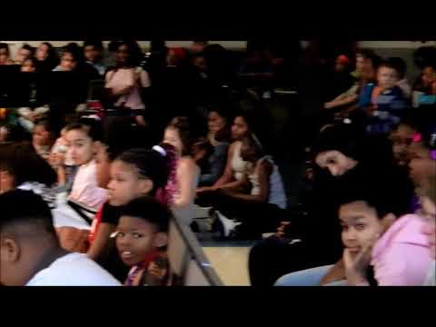Sonnie Hereford Elementary School Black History Program
