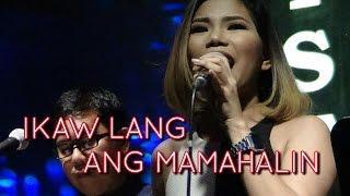KATRINA VELARDE - Ikaw Lang Ang Mamahalin (Dessa & Katrina Live @ Historia!)