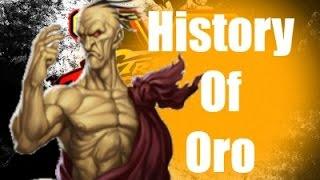 History Of Oro Street Fighter V