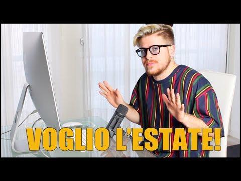 VOGLIO L'ESTATE!