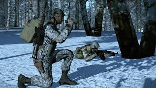 Pour une poignée de cartouches - Arma 3 Combat hivernal