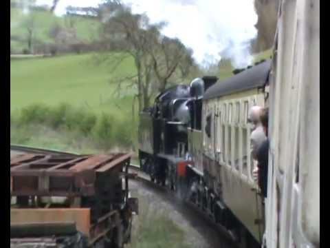 Llangollen Railway's Steel Steam and Stars 3: Part One (21/04/2012)