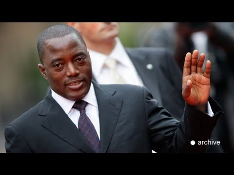 Congo's Kabila re-elected as opposition cries foul