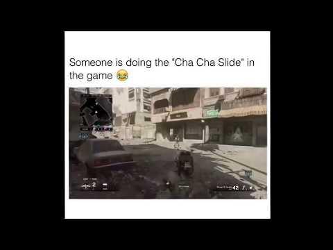 *New* Cha cha slide glitch in Black ops 3