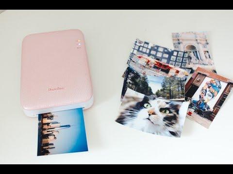 Searching C 韓國 PhotoBee 超高清相片打印機