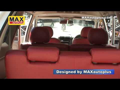 Toyota Avanza New Seat Cover HD