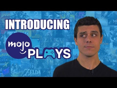 Introducing MojoPlays - All New Gaming Channel!