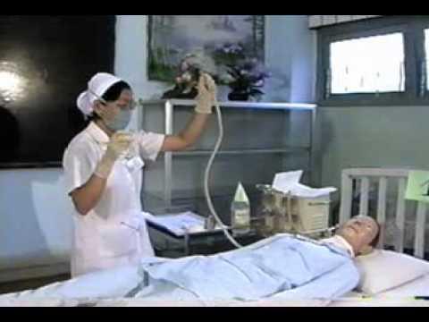 6.Săn sóc Bệnh nhân Tai biến - Hút Đàm Nhớt (1)