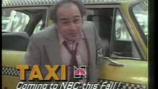 Taxi Moves To NBC - 1982 TV Promo