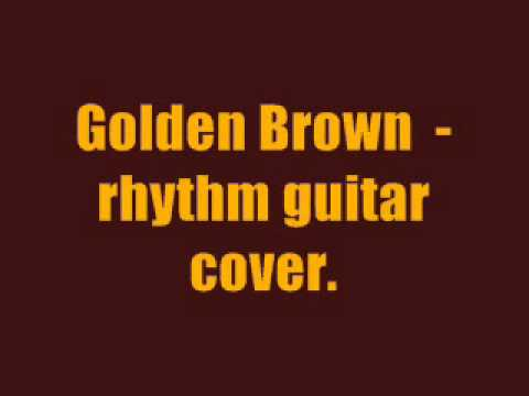 Golden Brown The Stranglers cover