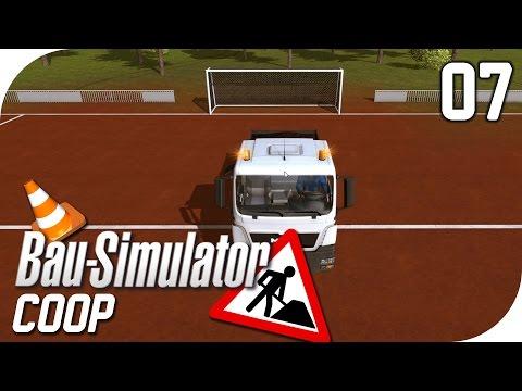 Bau-Simulator 2015 Coop #07 - Autoball :D || Let's Play Bau-Simulator || German