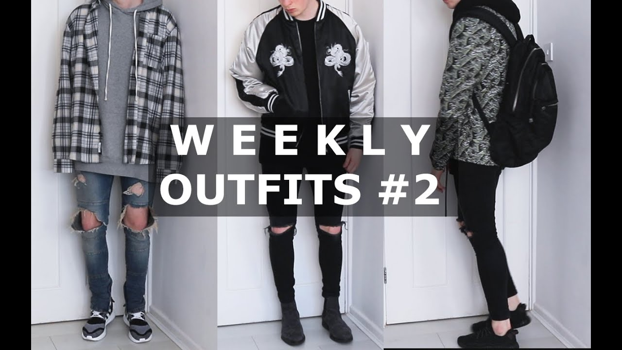 Weekly Outfits 2 Fear Of God Vans Y3 Asos Acne