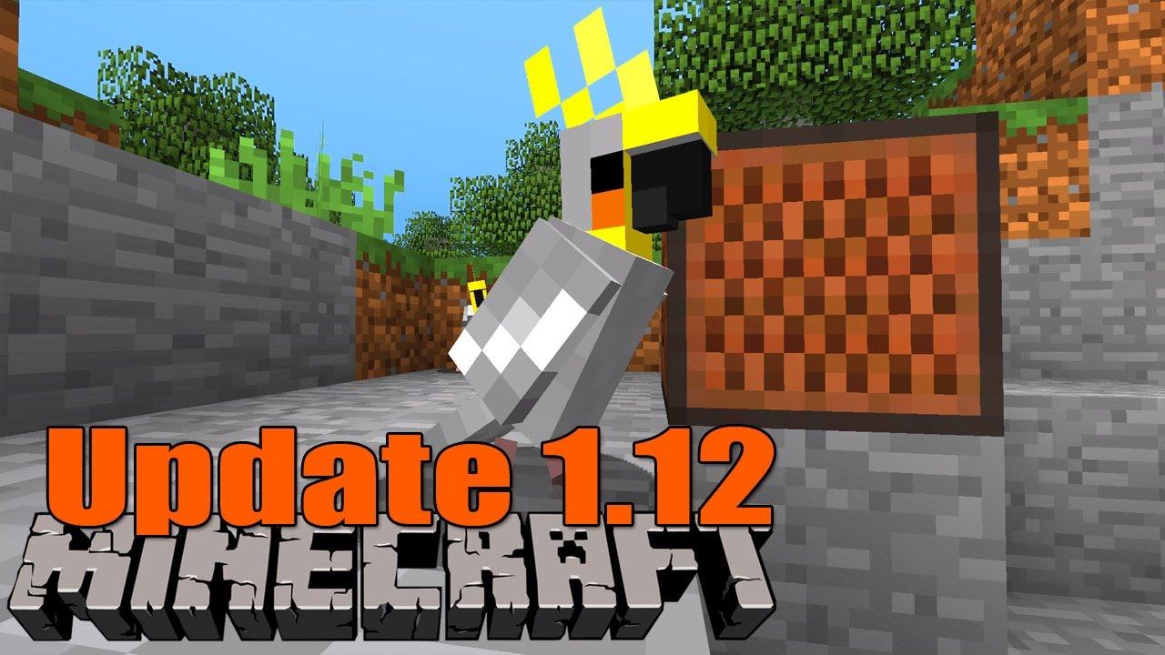 Tanzende Papageien Minecraft Update Snapshot Wa YouTube - Minecraft 2d jetzt spielen