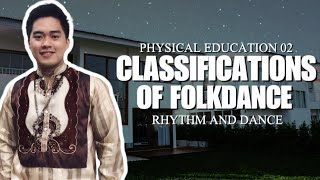 PE02 CLASSIFICATIONS OF FOLKDANCE: INDIGENOUS DANCE, RURAL DANCE AND NATIONAL DANCES