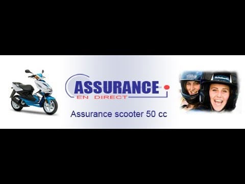 Assurance cyclo scooter 50cc