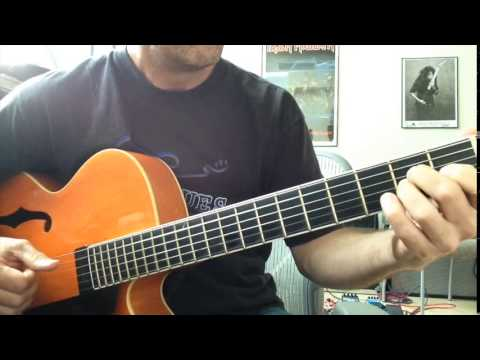"Bee Gees ""How Deep Is Your Love"" Chord Melody - #BrianRussell"