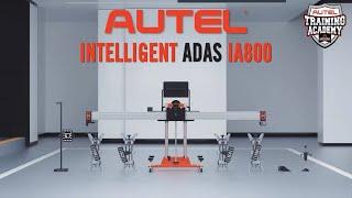 Autel IA800 Intelligent ADAS Overview