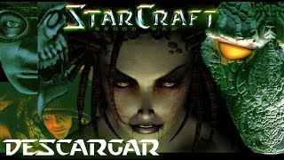 DESCARGAR Starcraft + Broodwar FULL en Español (2017)