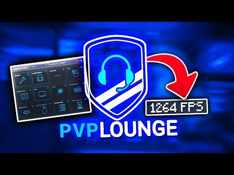 The NEW PvPLounge Client (Best FPS)
