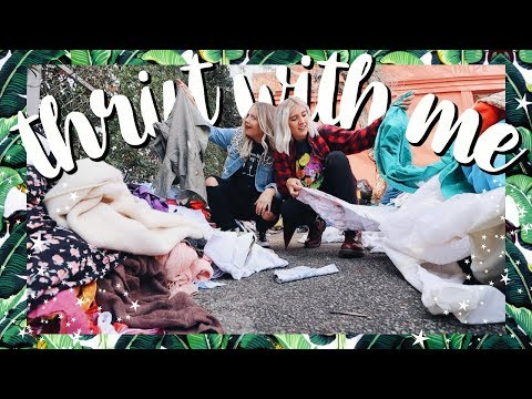 Come Thrift With Me | EVERYTHING $1 Thrift Store SALE! | MY BIGGEST Try On Thrift Haul