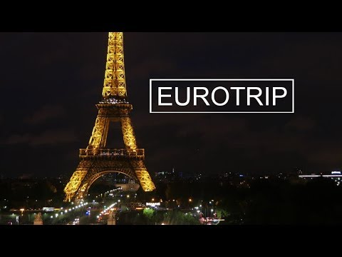 Europe Vlog New 2017 ( Paris - Venice - Rome - Naples - Isle of Capri - Milan )