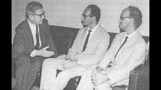 Entrevista rara de Chico Xavier a Herculano Pires (1972)
