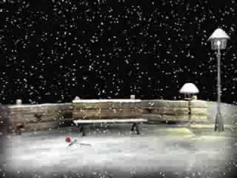 Tombe la neige - Adamo - Sub Español & Francés