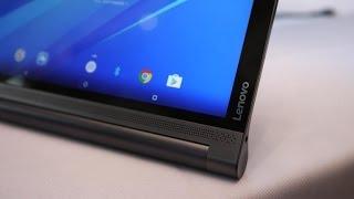 Lenovo Yoga Tab 3 Plus: Una tableta para ver videos en 2K