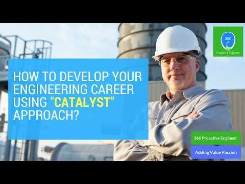 Engineers Career development program (CATALYST)