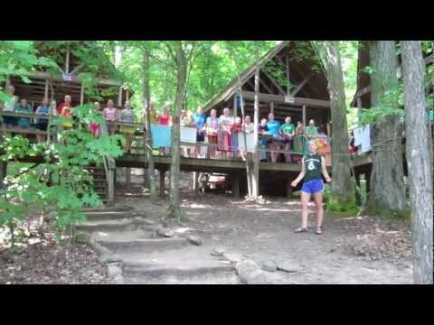Camp Ondessonk: An Amantacha Tour mov