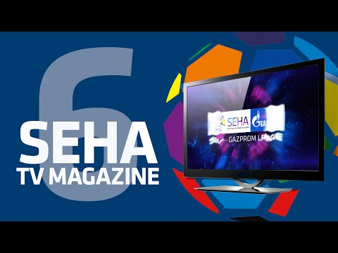 6th SEHA GAZPROM TV MAGAZINE 2015/16