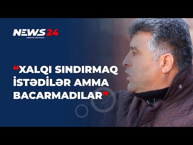 """""""O gecə ölüb, yenidən dirildim"""" 31 ilin QAN YADDAŞI ŞAHİDİN DİLİNDƏ"""